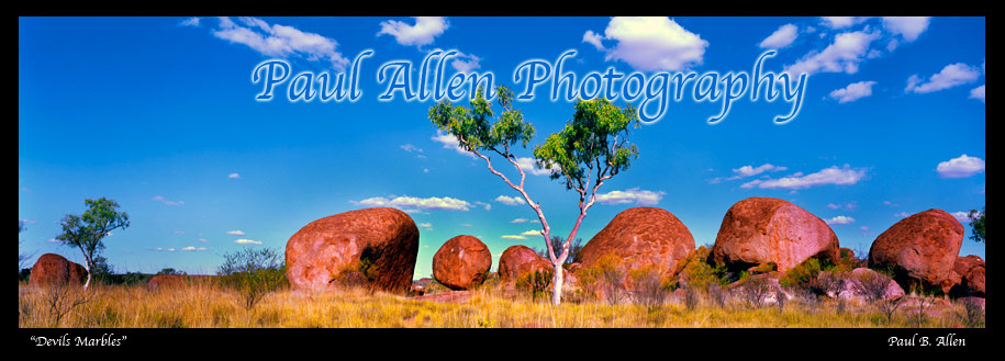 Devils Marbles NT