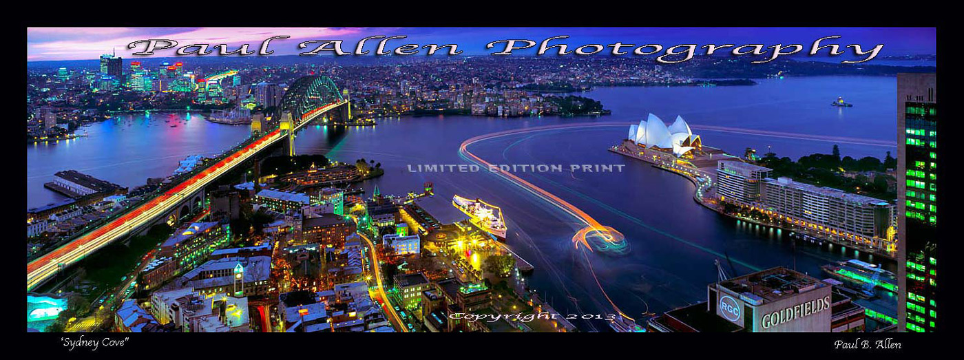 Sydney Photography Sydney Cove