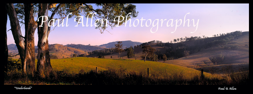 Hunter Valley  Underbank